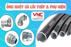 Ống ruột gà Vietconduit - giải pháp cho hệ thống cơ điện của công trình