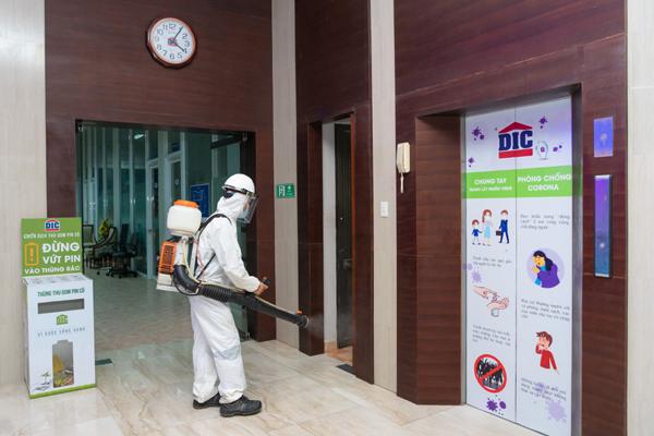 Tập đoàn DIC ủng hộ Bà Rịa - Vũng Tàu 5 tỷ đồng phòng chống dịch Covid-19