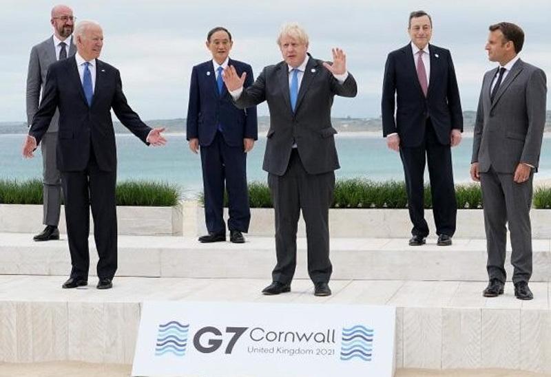 G7 có thể tái phân bổ 100 tỷ USD từ IMF giúp chống Covid-19