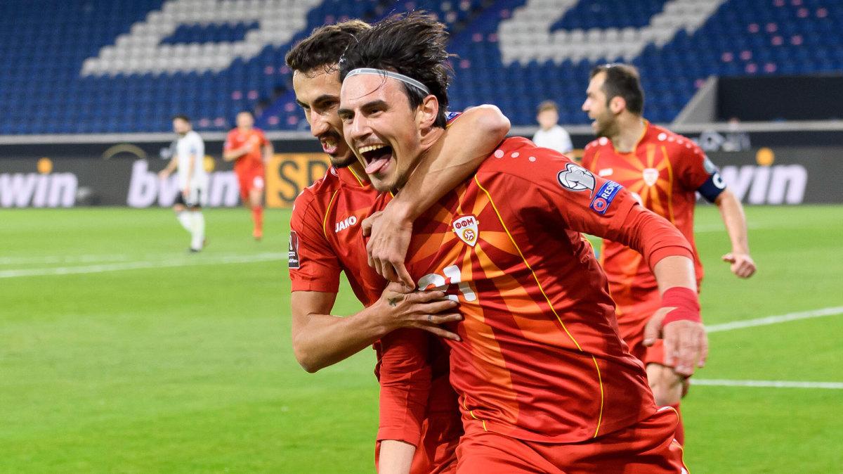 Kèo Áo vs Bắc Macedonia: Bất ngờ 'lính mới'