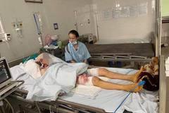 Cô Tống Thị Nhuận bị bỏng được bạn đọc ủng hộ hơn 50 triệu đồng