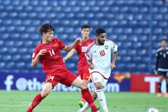 """FIFA: Tuyển Việt Nam và UAE đấu trận """"sinh tử"""""""