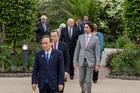G7 tìm cách 'đáp trả' sáng kiến Vành đai và Con đường của Trung Quốc