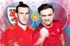 Trực tiếp Xứ Wales vs Thụy Sĩ: Bale, Daniel James đá chính