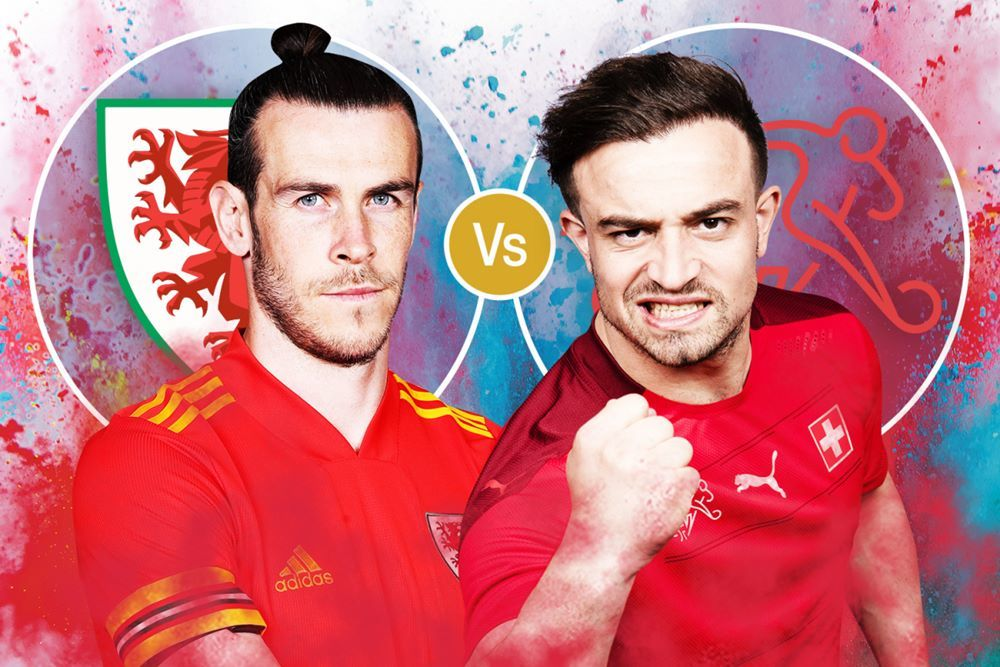 Trực tiếp Wales vs Thụy Sĩ