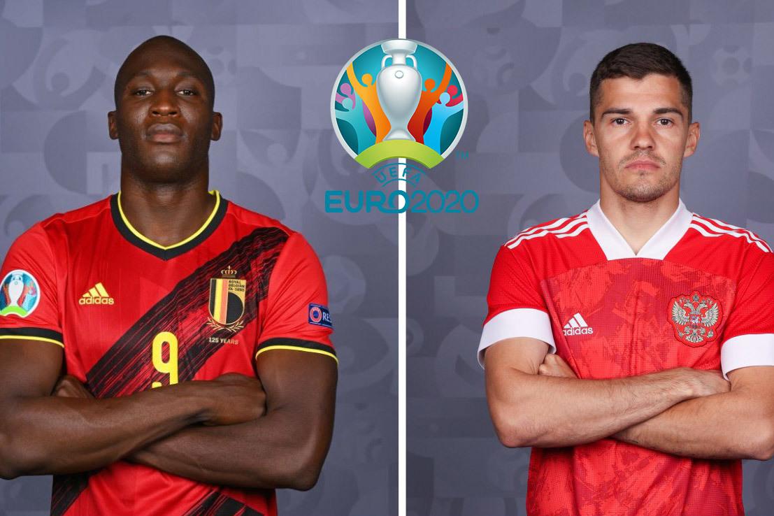 Bỉ vs Nga