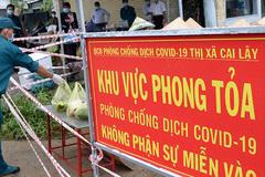 Người bán thịt heo nghi mắc Covid-19, Tiền Giang phong toả chợ Ba Dừa