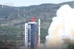 Trung Quốc phóng tên lửa đưa nhiều vệ tinh lên không gian