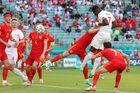 Xứ Wales 0-1 Thụy Sĩ: Khai thông bế tắc (H2)