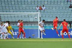Video bóng đá Xứ Wales 1-1 Thụy Sĩ