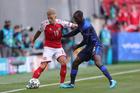 Đan Mạch 0-0 Phần Lan: Eriksen đổ gục xuống sân (H1)