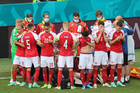 Đan Mạch 0-0 Phần Lan: Trận đấu tiếp tục (H1)
