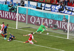 Video bàn thắng Đan Mạch 0-1 Phần Lan