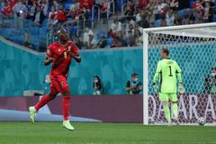 Bỉ 2-0 Nga: Meunier lập công (H1)
