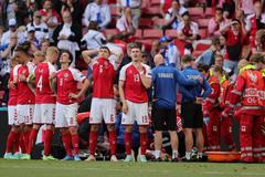 Trái tim dũng cảm Eriksen và vấn đề của UEFA