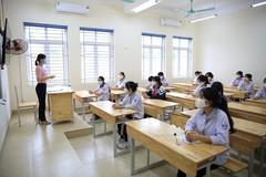 Over 93,000 students enter 10th grade entrance exam in Hanoi