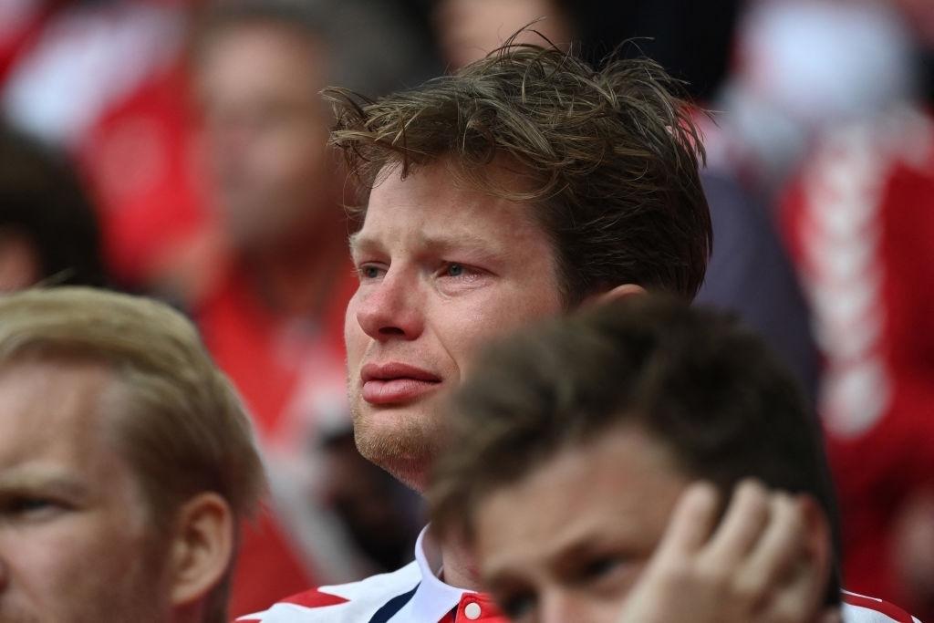 Eriksen thoát lưỡi hái tử thần và câu chuyện rưng rưng phía sau