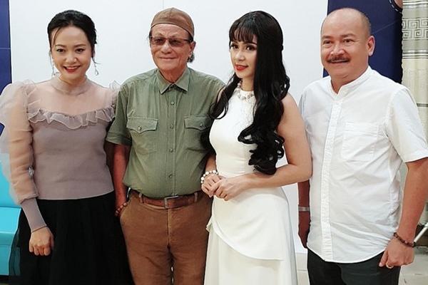 Việt Trinh tiết lộ ước nguyện cuối cùng của đạo diễn Lê Cung Bắc