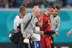 Bỉ tổn thất nặng sau trận thắng Nga