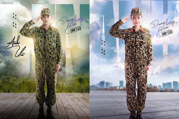 Diễn viên Hoàng Anh Vũ đóng MV mới của Dương Hoàng Yến