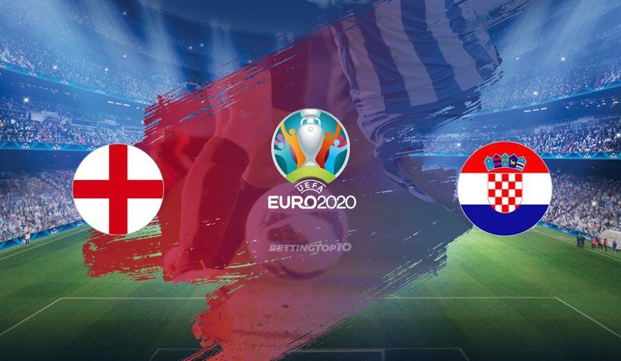 Anh vs Croatia - Euro 2021