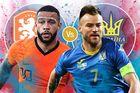 Trực tiếp Hà Lan vs Ukraine: Khởi đầu giấc mơ