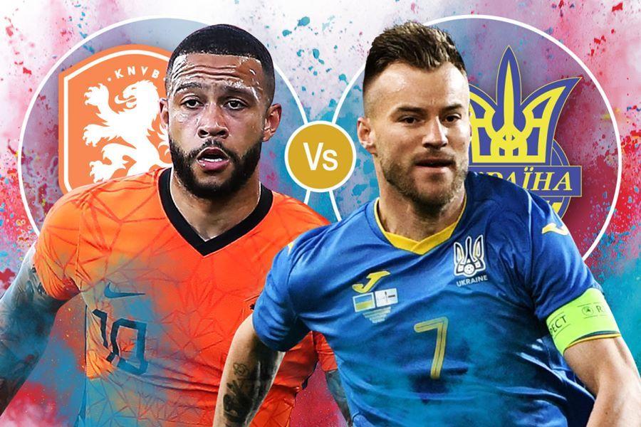 Hà Lan vs Ukraina