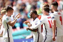Đòi nợ Croatia, tuyển Anh khởi đầu thuận lợi tại EURO