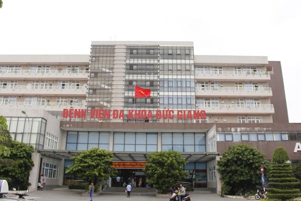 Bảo vệ Bệnh viện Đức Giang dương tính nCoV, chưa rõ nguồn lây