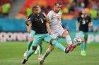 Áo 0-0 Bắc Macedonia: Đôi công hấp dẫn (H1)