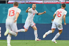 Áo 1-1 Bắc Macedonia: Pandev lập công (H1)