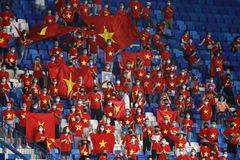 """LĐBĐ UAE lên tiếng vụ """"ôm"""" vé của CĐV Việt Nam"""