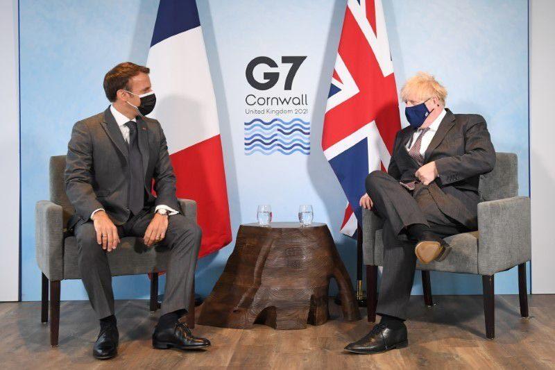 Anh - EU bùng nổ tranh cãi tại thượng đỉnh G7