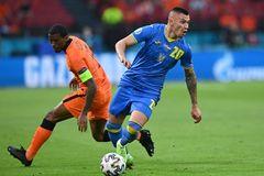 Hà Lan 1-0 Ukraine: Wijnaldum khai thông bế tắc (H2)