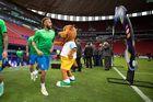 Trực tiếp Brazil vs Venezuela: Neymar lĩnh xướng hàng công