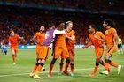 Hà Lan hạ Ukraine sau màn rượt đuổi siêu kịch tính