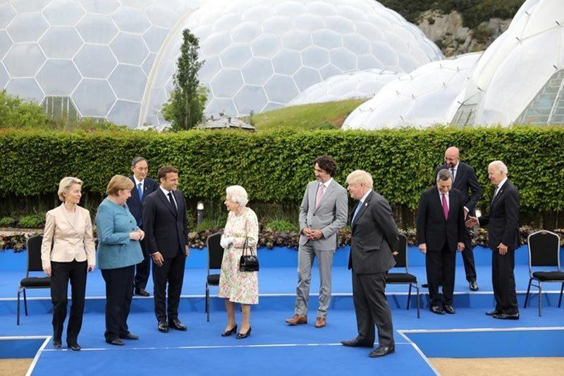 Ông Biden tiết lộ cuộc gặp thú vị với nữ hoàng Anh