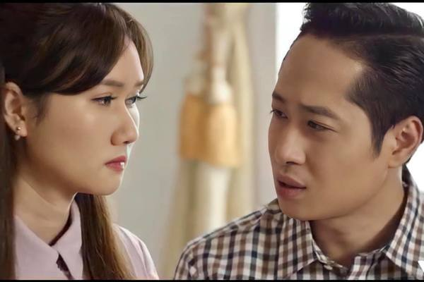 Diễn viên Mạnh Hưng xin lỗi Hương Giang sau cảnh đánh bạn diễn