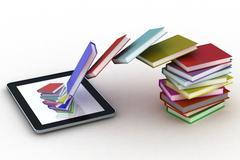 Digital technology enables mass distribution of books