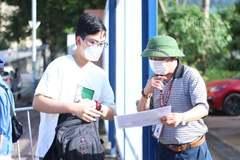 Lời giải đề môn Toán vào lớp 10 chuyên Tin của Hà Nội năm 2021