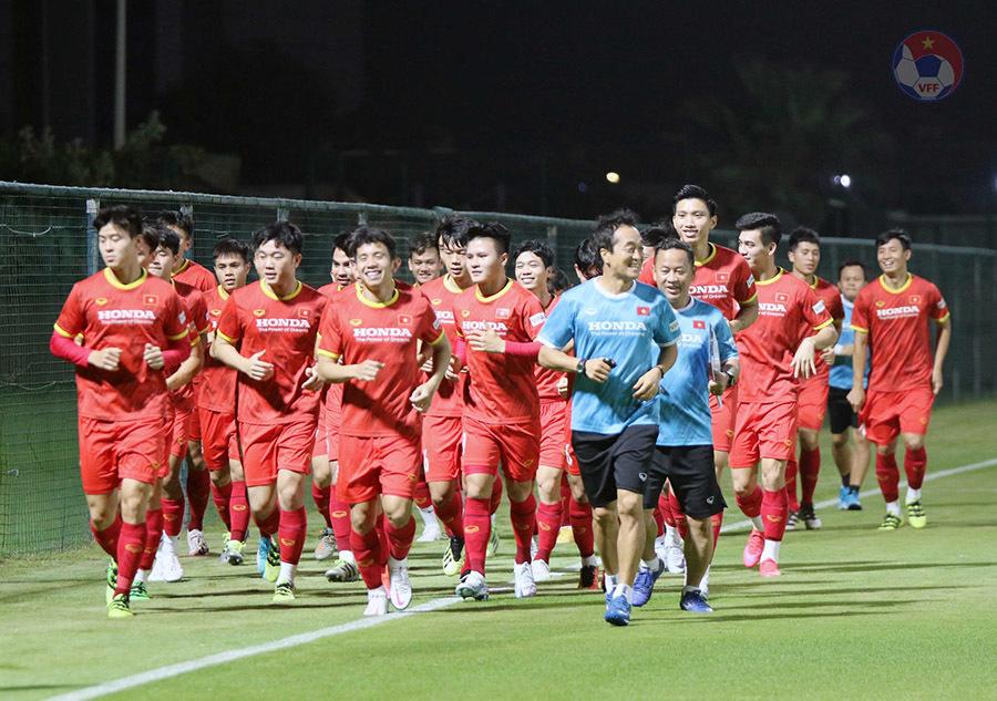 Tuyển Việt Nam rộng cửa đấu UAE, vì sao thầy Park vẫn đau đầu