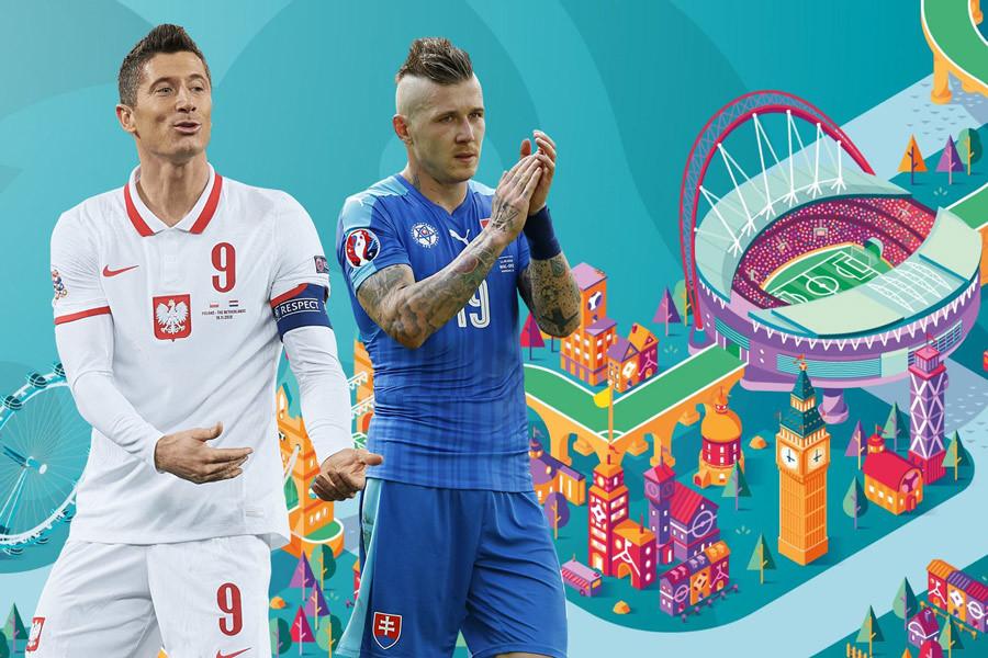 Kèo Ba Lan vs Slovakia: Đại bàng tung cánh