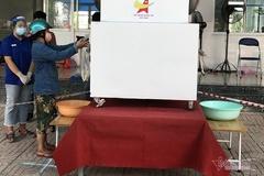 TP.HCM: Lắp đặt ATM gạo hỗ trợ người dân trong khu cách ly