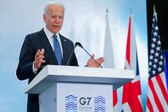 Ông Biden tuyên bố Nga có thể yếu hơn vẻ ngoài