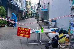 TP.HCM phong tỏa nơi ở của hai nhân viên bệnh viện Bệnh nhiệt đới
