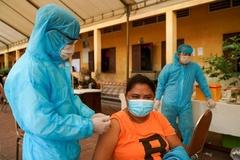 Số ca Covid-19 tử vong ở Campuchia chạm đỉnh, G7 kêu gọi điều tra đại dịch