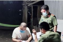 Người đàn ông xúc phạm lực lượng làm nhiệm vụ chống dịch ở Hà Tĩnh