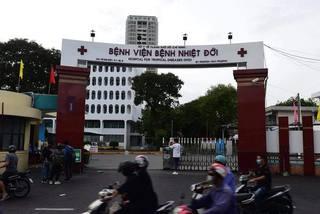 Bệnh viện Bệnh nhiệt đới TP.HCM kết thúc cách ly