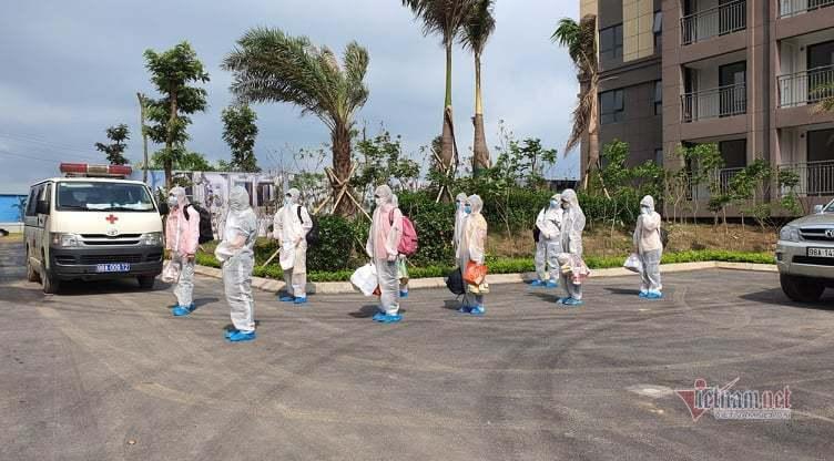 Hà Nội dự kiến đón 286 công dân từ Bắc Giang về trong ngày mai