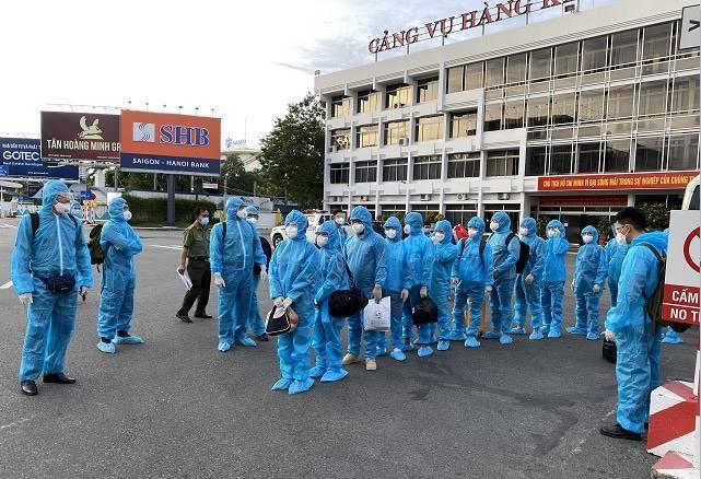 Công an TP.HCM trục xuất người nước ngoài nhập cảnh trái phép đợt 3